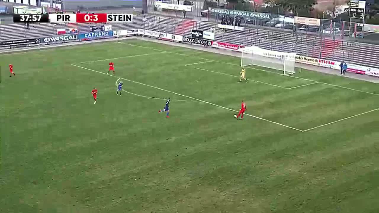 FK 03 Pirmasens gegen TSV Steinbach Haiger