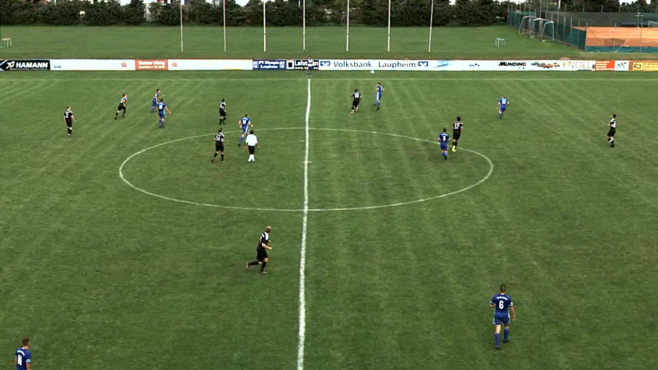 FV Olympia Laupheim II gegen TSV Kirchberg/Iller