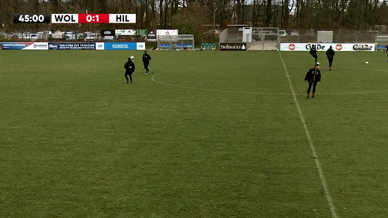 U.S.I. Lupo-Martini Wolfsburg gegen VfV Borussia 06 Hildesheim