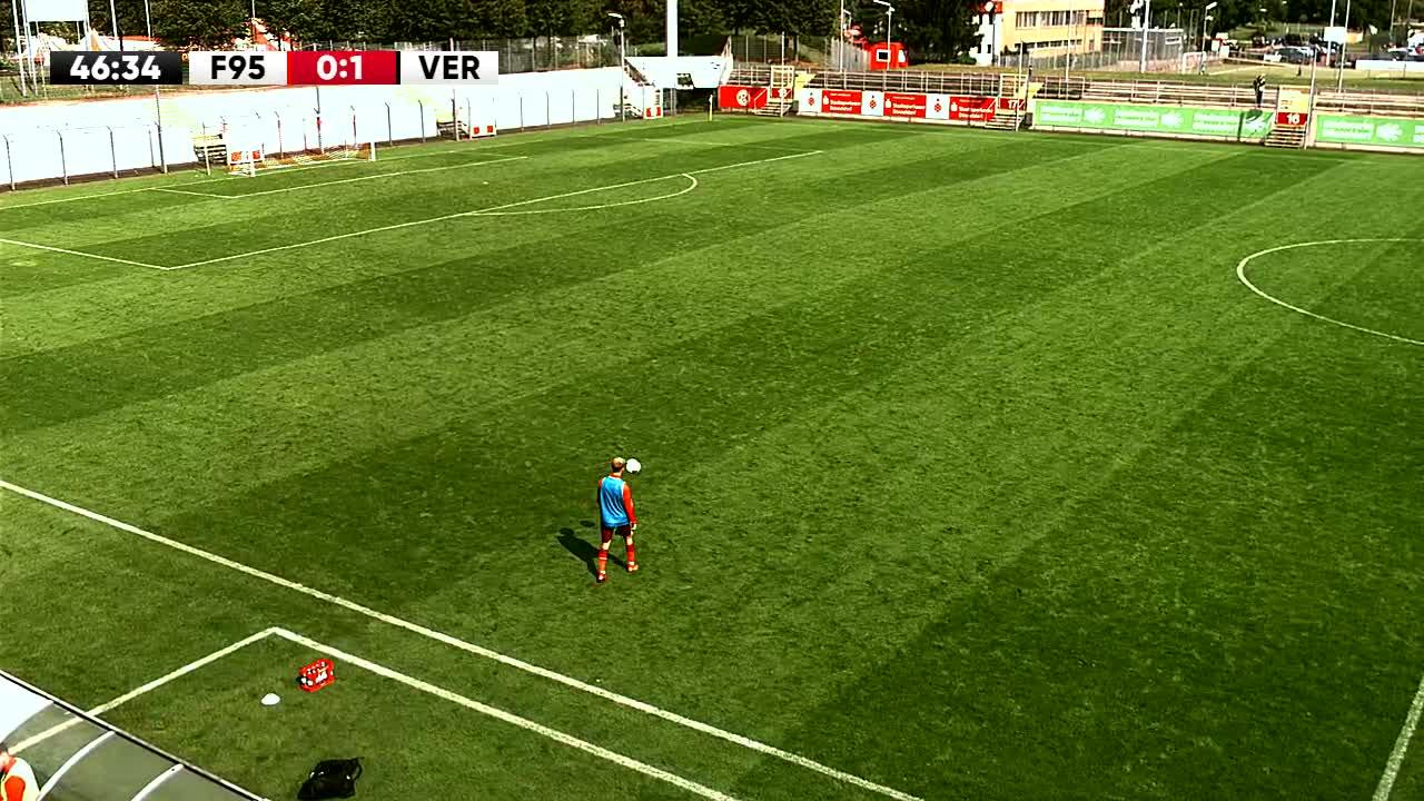 Fortuna Düsseldorf U23 gegen SC Verl