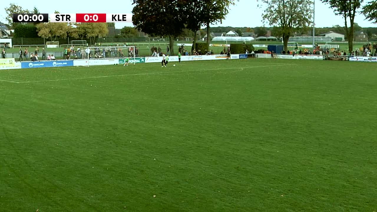 SV Straelen gegen 1. FC Kleve 63/03 I