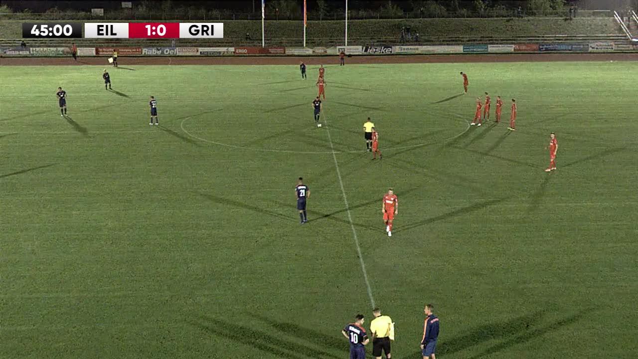 FC Eilenburg gegen FC Grimma