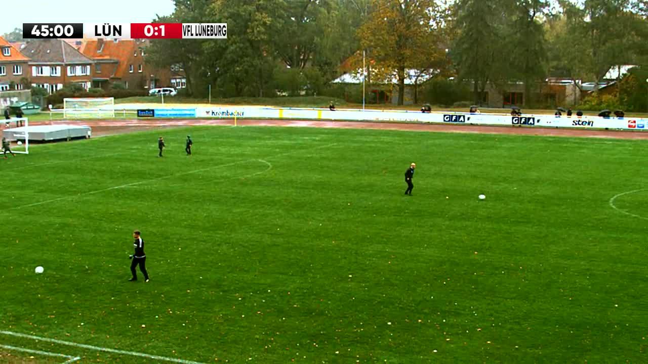 MTV Treubund Lüneburg gegen VfL Lüneburg