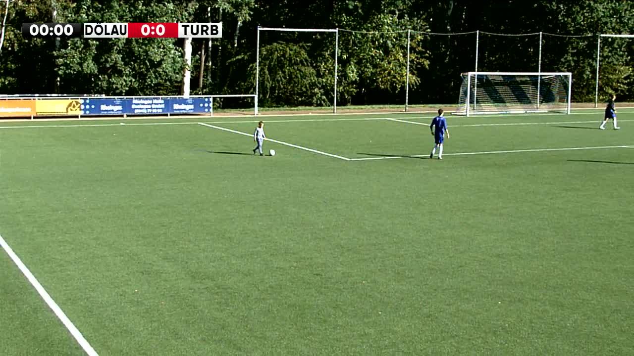 SV Blau-Weiß Dölau III gegen Turbine Halle II