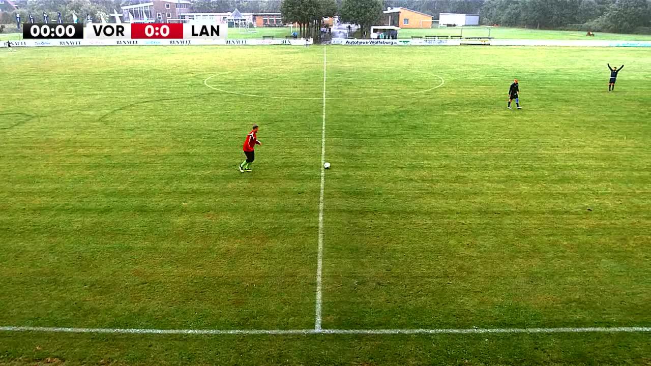 SSV Vorsfelde gegen TSV Landolfshausen/Seulingen
