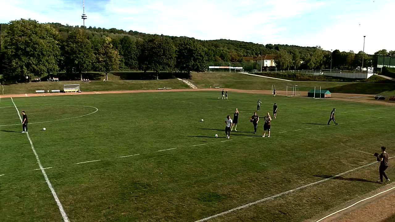 Bovender SV gegen SCW Göttingen
