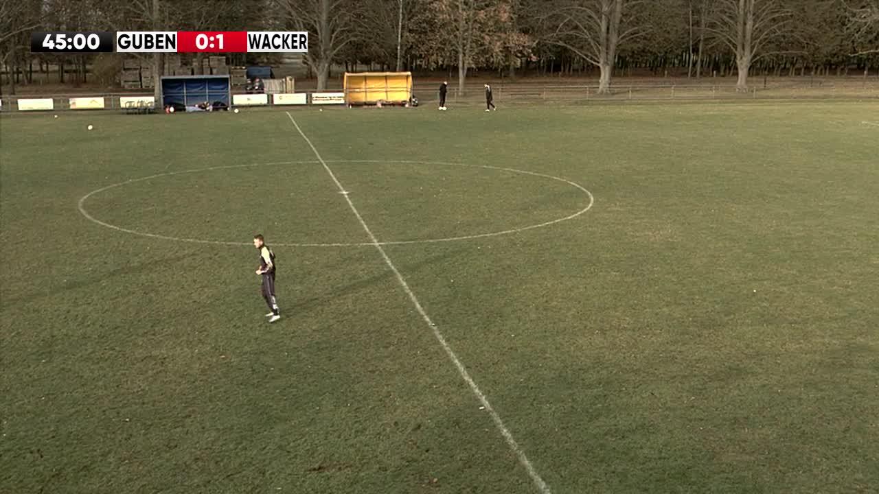 BSV Guben Nord gegen SV Wacker