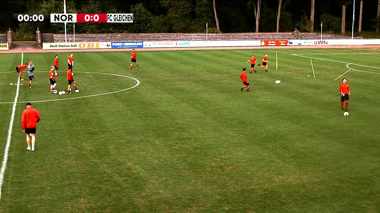 FC Eintracht Northeim II gegen FC Gleichen