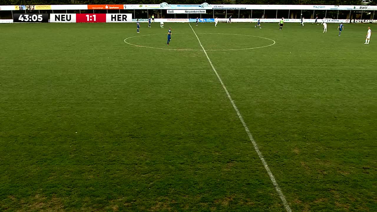 SuS Neuenkirchen gegen SC Herford