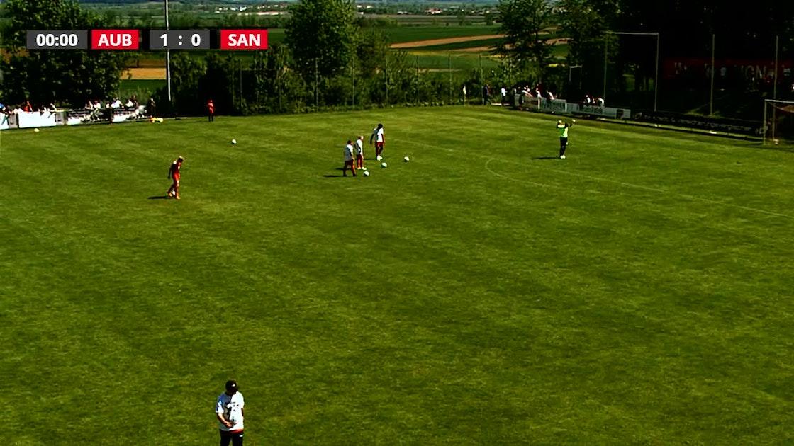 TSV Aubstadt Vs. 1. FC Sand