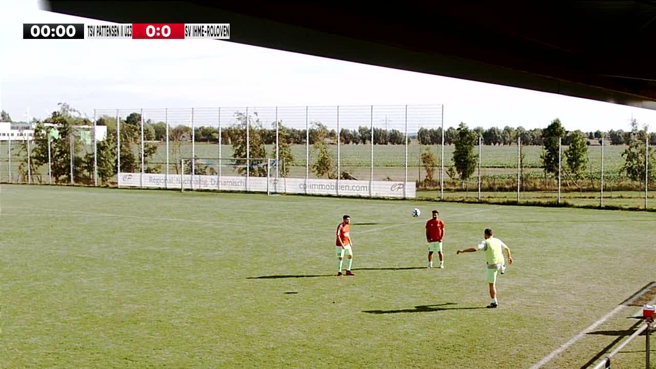 TSV Pattensen II U23 gegen SV Ihme-Roloven
