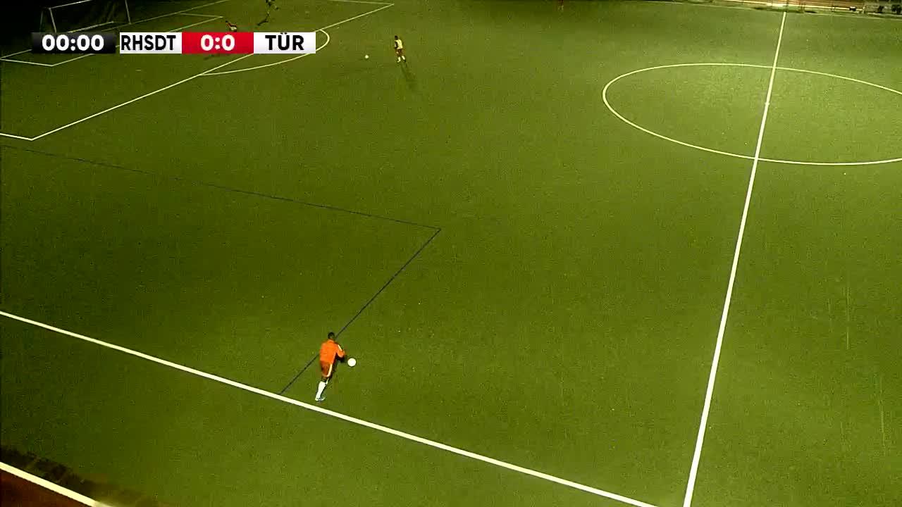 Rahlstedt 1. gegen FC Türkiye 1.