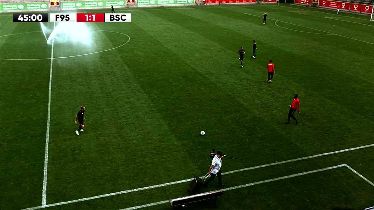 Fortuna Düsseldorf U23 gegen Bonner SC