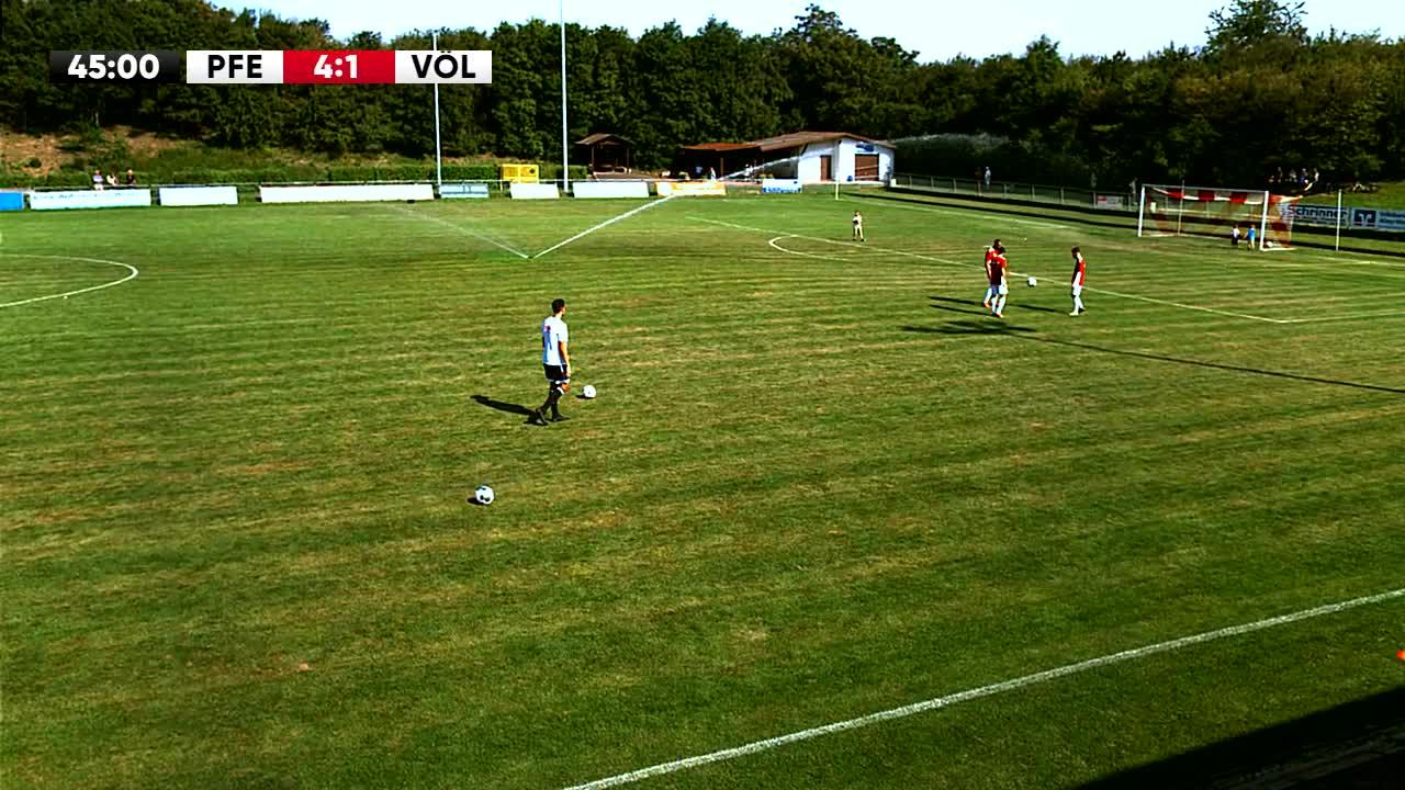 TSG Pfeddersheim gegen SV Röchl. Völklingen