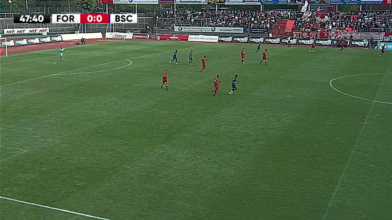 SC Fortuna Köln gegen Bonner SC