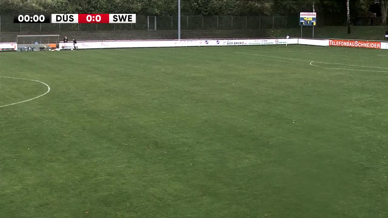 TuRU Düsseldorf gegen ETB SW Essen