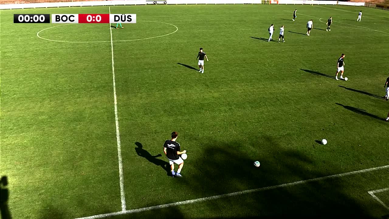 1. FC Bocholt gegen TuRU Düsseldorf