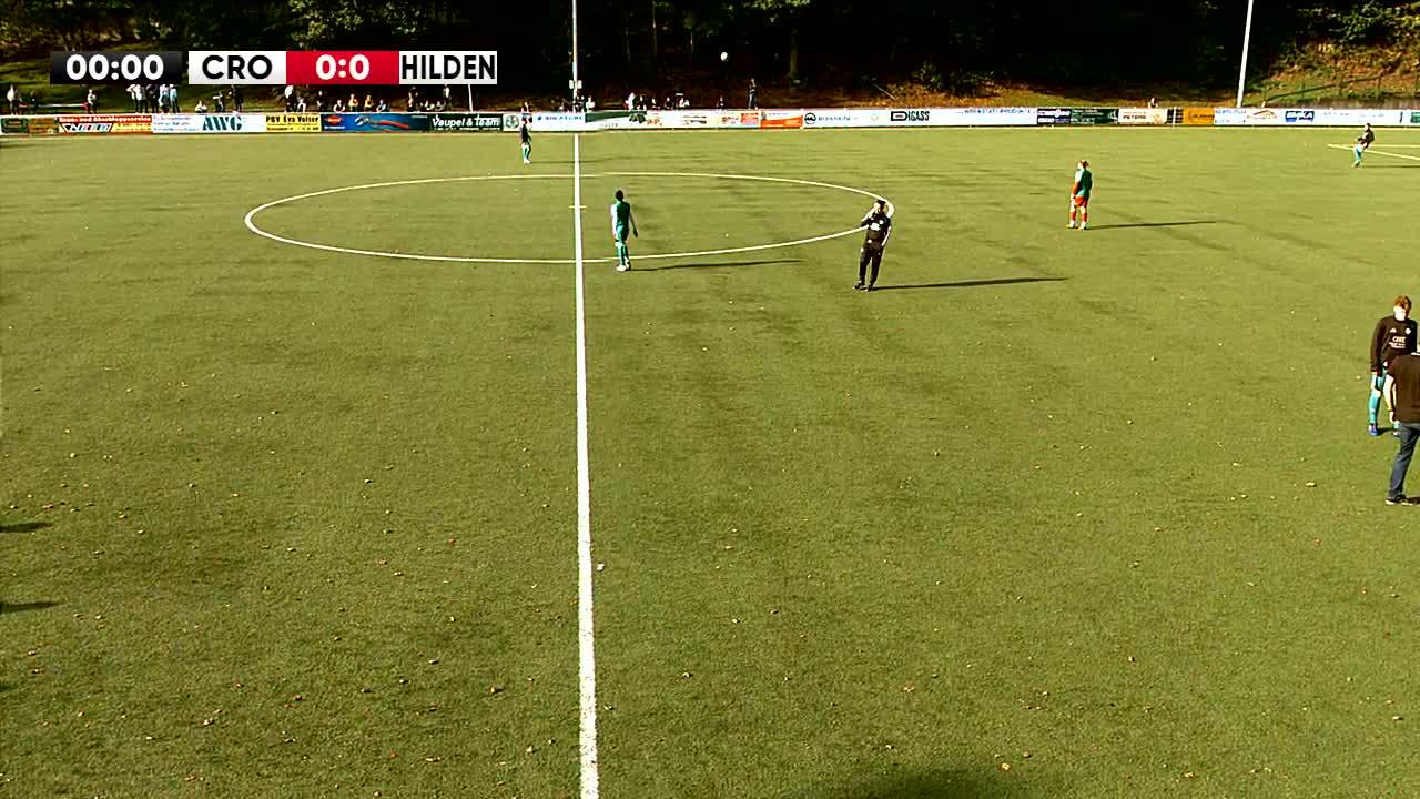 Cronenberger SC gegen VfB 03 Hilden