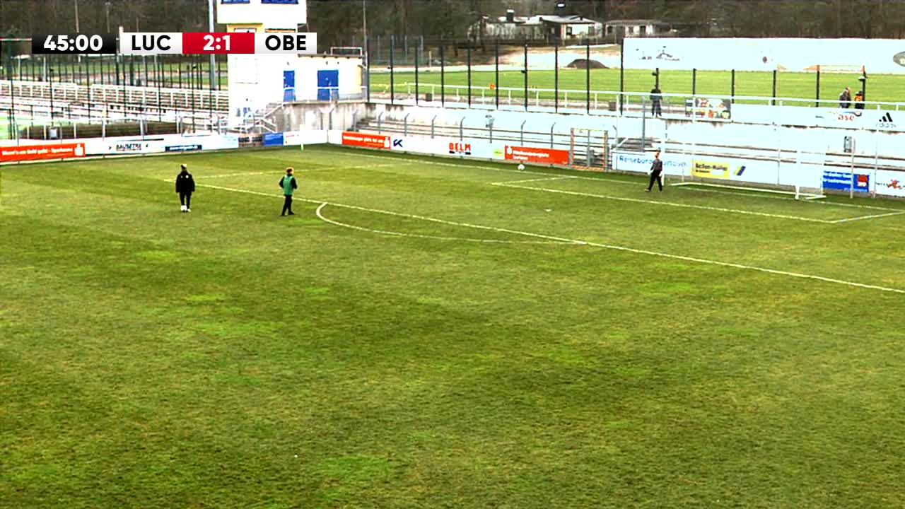 FSV 63 Luckenwalde gegen FC Oberlausitz Neugersdorf