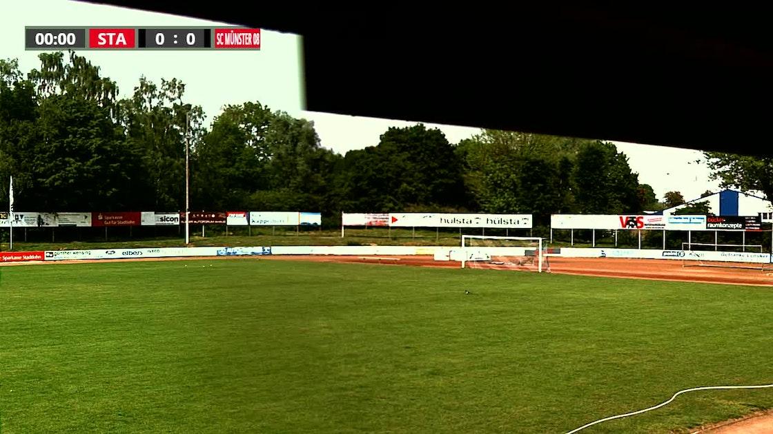 SuS Stadtlohn vs  SC Münster 08