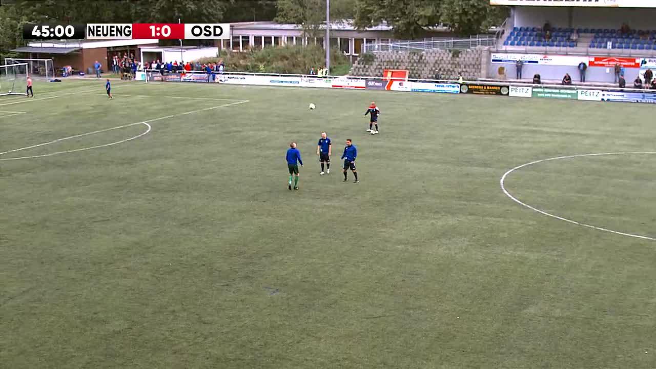 Curslack-Neuengamme 1. gegen TuS Osdorf 1.