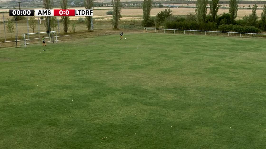 1  FC Romonta Amsdorf vs  SV Eintra  Lüttchendorf