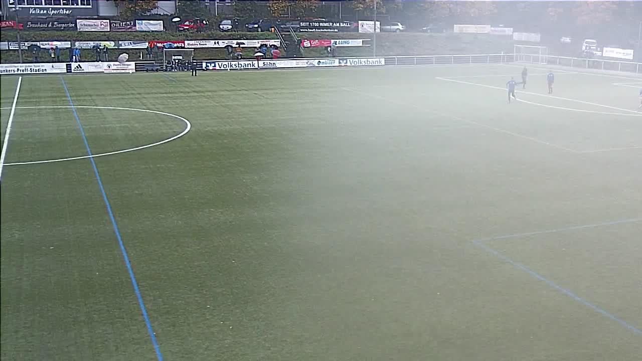 SG Eintracht Mendig/Bell gegen SG 99 Andernach