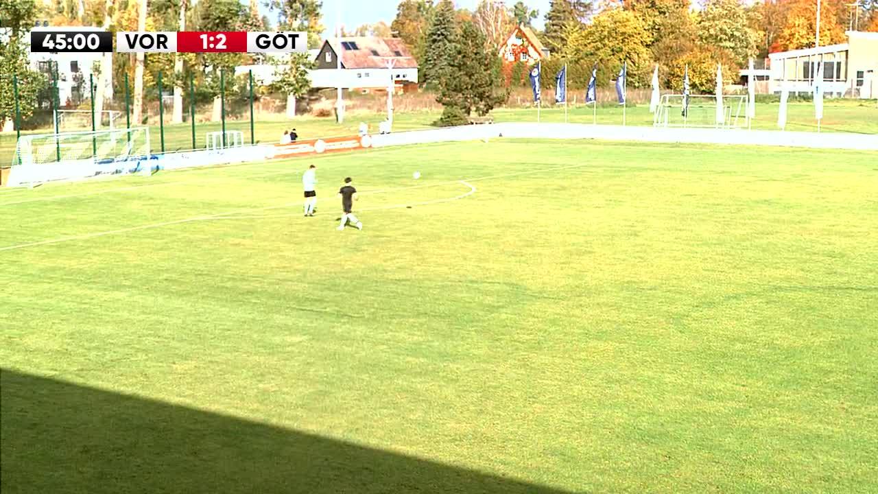 SSV Vorsfelde gegen SVG Göttingen