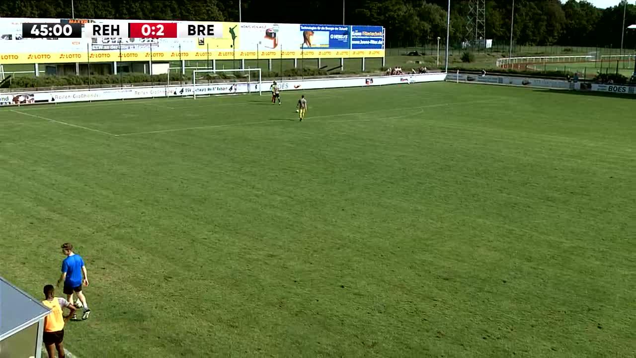 BSV Rehden gegen SV Werder Bremen II